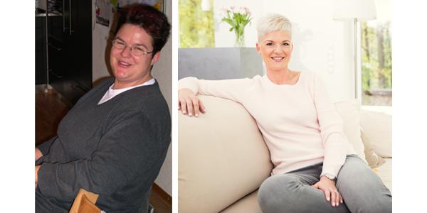 Nicole Erfolgsgeschichte Weight Watchers