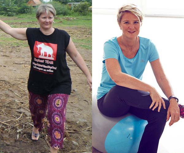 Valerie hat 20 kilo mit Weight Watchers Schweiz abgenommen