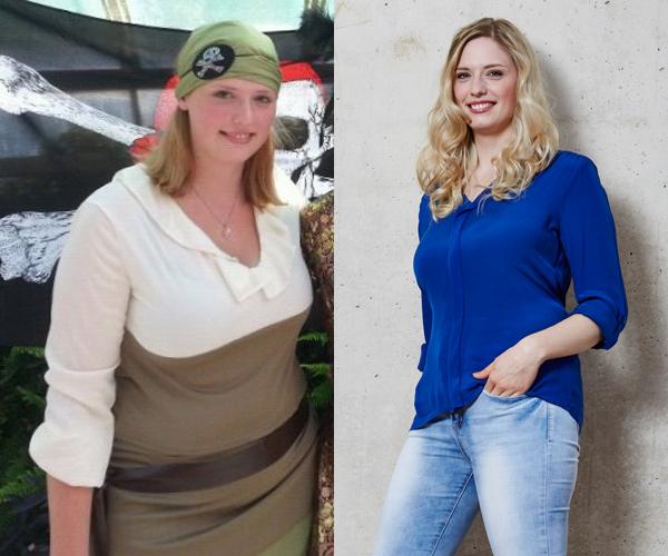 Sandra aus Büren hat 21 kilo mit Weight Watchers abgenommen
