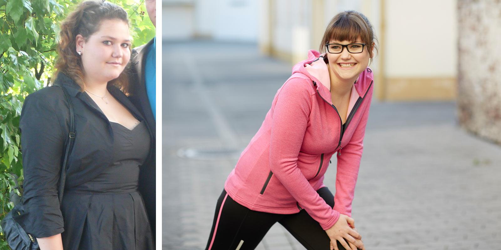 Jane vorher und nachher
