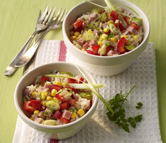 Party-Reis-Salat