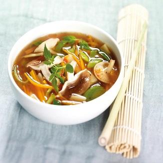 suppen eintopf asiatische gemuesesuppe