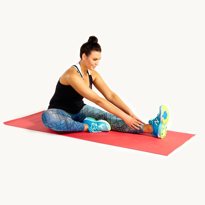 Stretches for aching legs