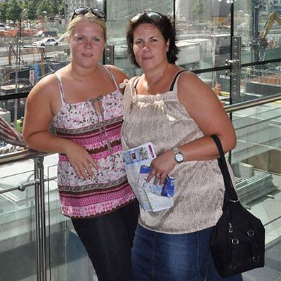 Medlemmar-Viktoria & Katarina