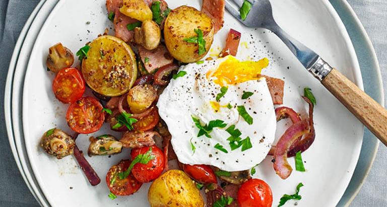 Tasty poached egg recipes