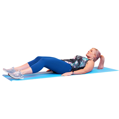 Jennie LIIT workout - 5 Assisted sit-ups