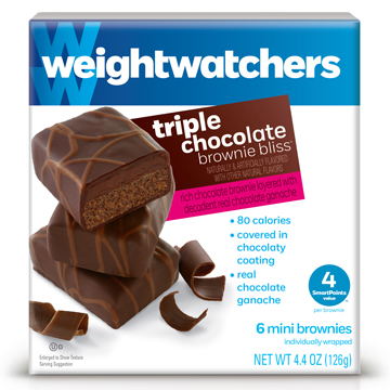 Triple Chocolate Brownie Bliss™