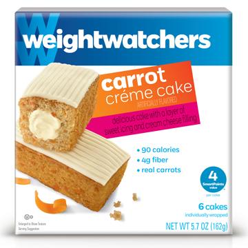 Carrot Crème Cake