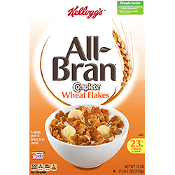 All Bran Cereal - 4 SmartPoints