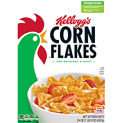 Corn Flakes Cereal - 3 SmartPoints