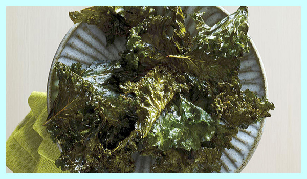 0 point kale chips