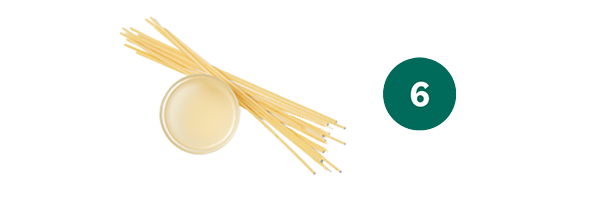 Weight Watchers myWW green pasta and chicken stock smartpoints