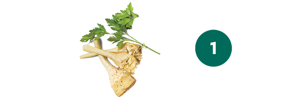Weight Watchers myWW Green parsnips and parsley smartpoints