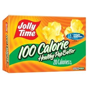 Healthy Pop Butter 100 Calorie Mini Bag