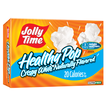 Healthy Pop Crispy White