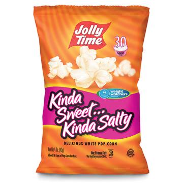 Kinda Sweet…Kinda Salty Pre-Popped