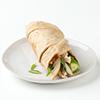 Moo Sho Chicken Wrap