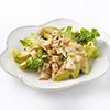 Pear, Jicama and Escarole Salad