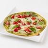 Pesto Tortilla Pizza
