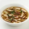 Quinoa and Shiitake Soup