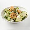 Zucchini Salad with Shrimp