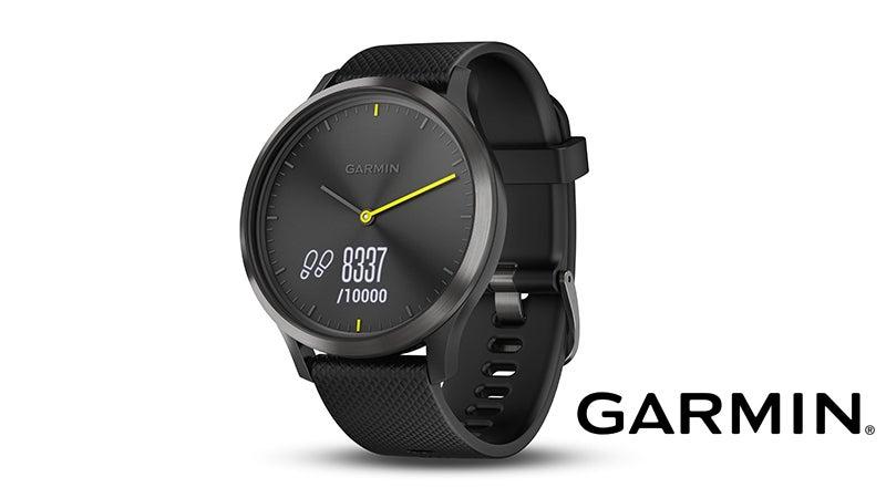 Garmin vivomove HR watch