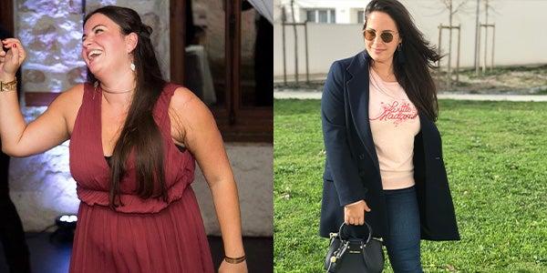 Marlene before & after