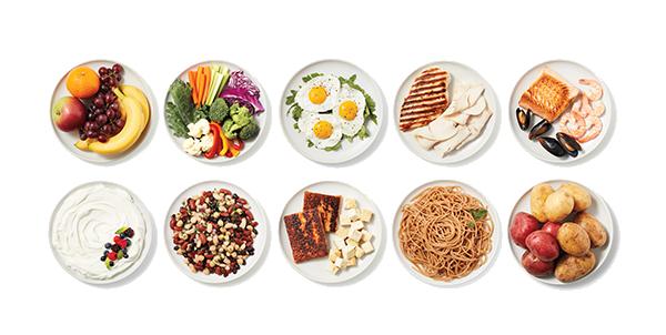 Weight Watchers Purple Zero Point Foods