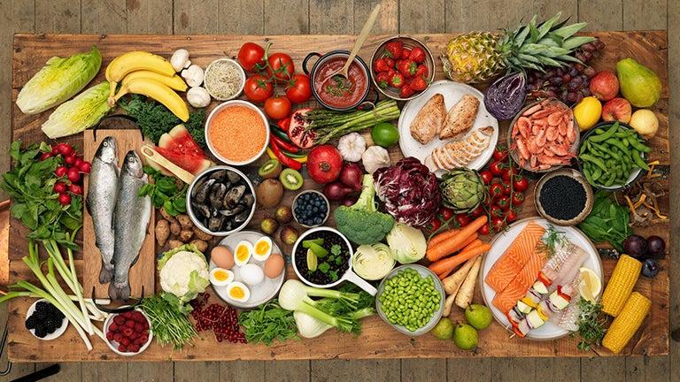 Alimentation et système immunitaire
