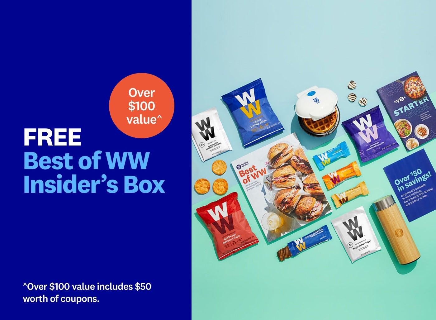 Best of WW Insider's Box