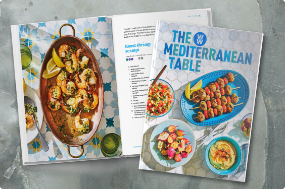 Join today, and get our new cookbook