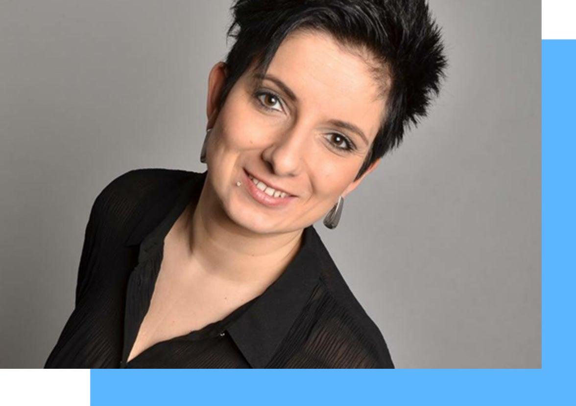 Portrait von WW Coach Nadine Krüper
