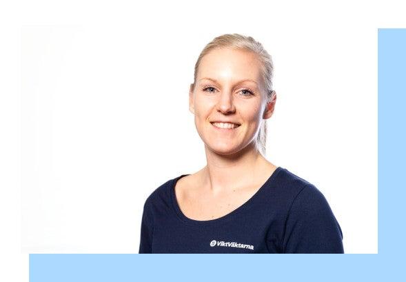 Linnea, coach för temagrupp Nybliven förälder